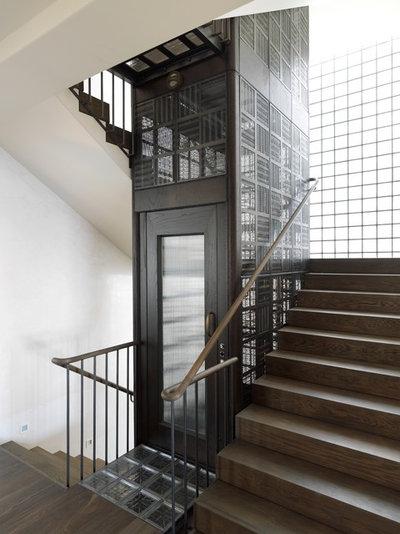 Современная классика Лестница by Luigi Rosselli Architects