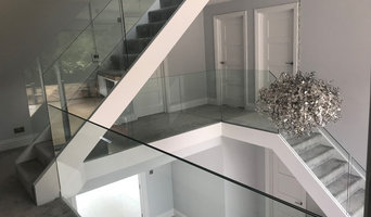 Luxury Surrey Home with Glass Balustrade