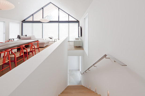 Scandinavian Staircase by Peter A. Sellar - Architectural Photographer