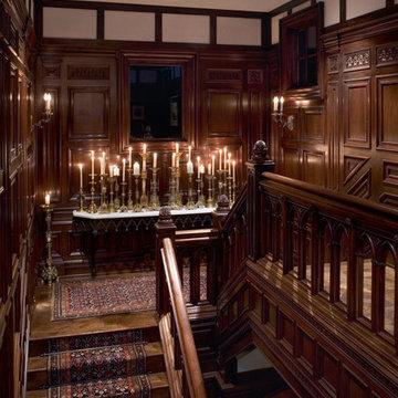 Malinard Manor - Stairwell