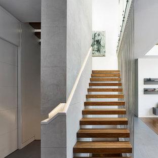 75 Contemporary Staircase Design Ideas - Stylish Contemporary ...