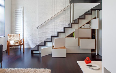 10 Clever Uses for the Space Under Your Stairs