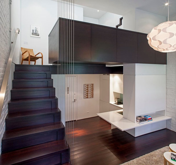 Modern Staircase by Specht Architects