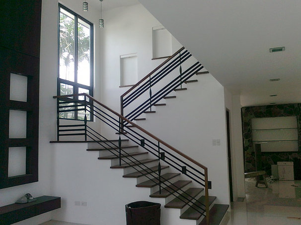 Asian Staircase by CME Construction Management Entity