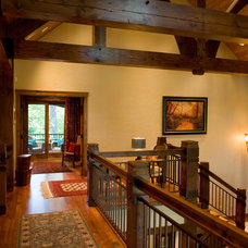 Traditional Staircase by Nor-Son, Inc.