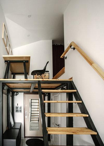 Лофт Лестница by buro5