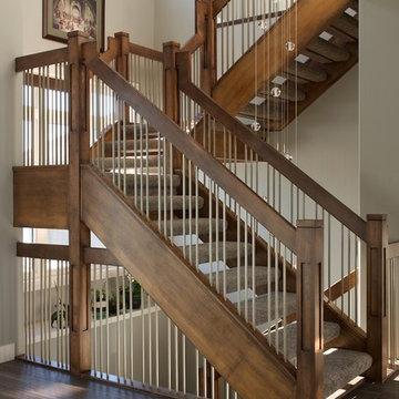 Maple Stair
