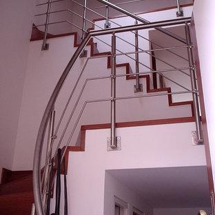Foto di una scala moderna