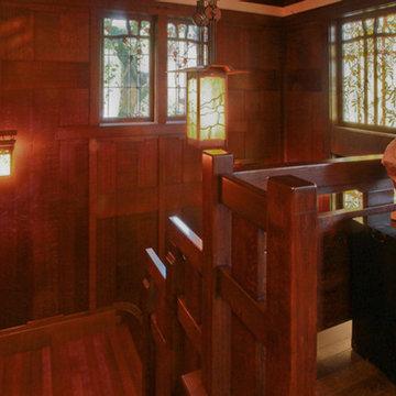 Marin Craftsman Bungalow Jewelbox