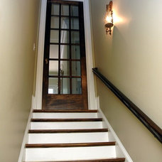 Traditional Staircase by Phoenix Renovations