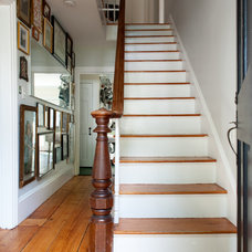 Traditional Staircase by Mary Prince