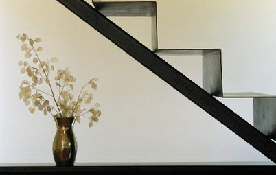 Artful Stairs: Continuity in Steel
