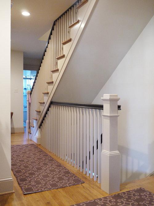 Craftsman Staircase Idea In DC Metro