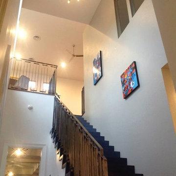 MCM Remodel: 2nd floor addition