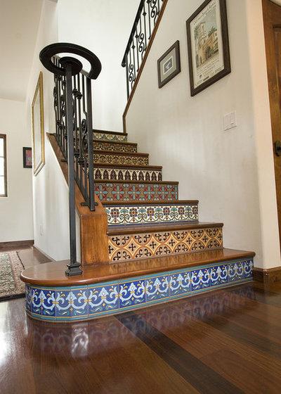 Mediterranean Staircase Mediterranean Staircase