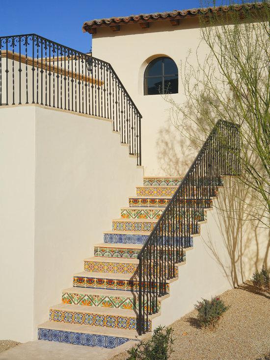 SaveEmail. Mediterranean Staircase