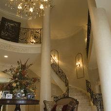Mediterranean Staircase by Nitti Development