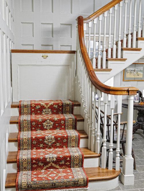 Decorative tile. border tile treppenhaus im landhausstil ...