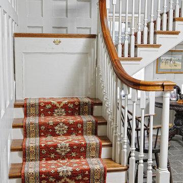 Mercer HIll Farm - Staircase