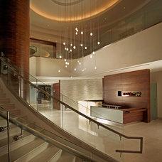 Staircase by Pepe Calderin Design- Modern Interior Design