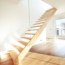 Modern Staircase Michael Bogdanowicz