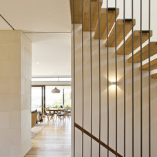 Contemporary Staircase by Richard Cole Architecture