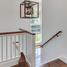 Transitional Staircase by Demetriades + Walker