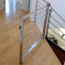 Modern Staircase by MILK design