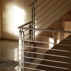 Modern Staircase by MILK design