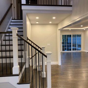 Milton Transitional Home Renovation