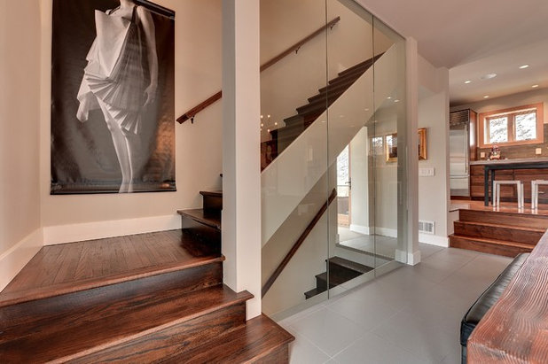 Contemporain Escalier by Spacecrafting / Architectural Photography