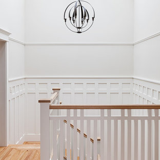 Board And Batten Staircase Photos Houzz