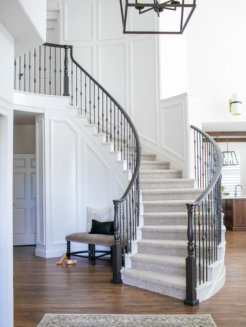 100+ Staircase Ideas: Explore Staircase Designs, Layouts, Ideas ...