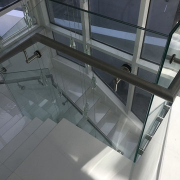 Modern Glass Railings