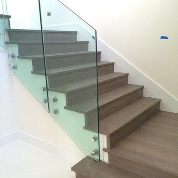 Modern Gray Flooring, Coconut Grove, FL