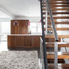 My Houzz: Warm Walnut Rules in an Open-Concept Canadian Home
