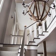 Modern Staircase by Koo de  Kir