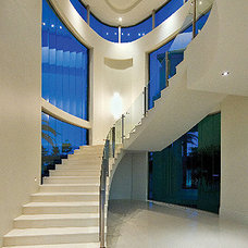 Modern Staircase by Patrick Patton