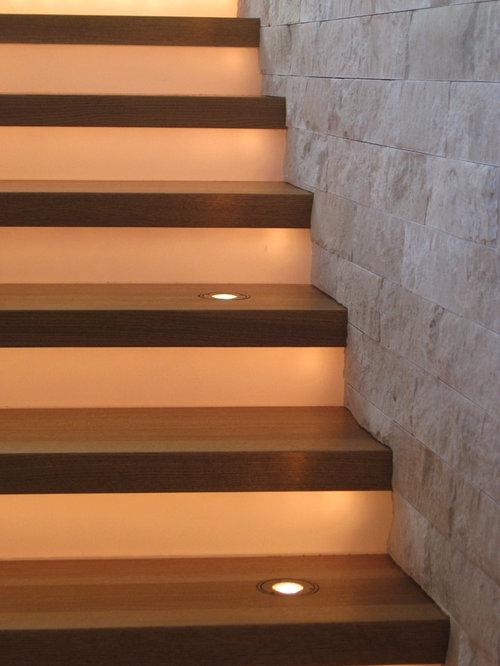 Minimalist Staircase Photo In Denver