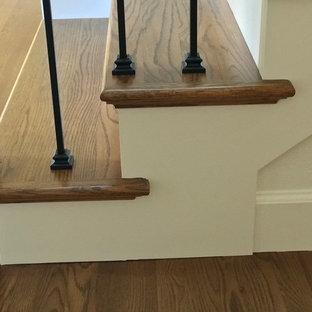 Modern stair upgrade