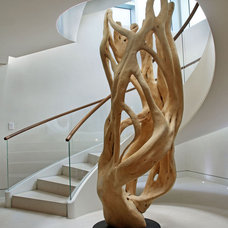 Modern Staircase by Arcways, Inc.