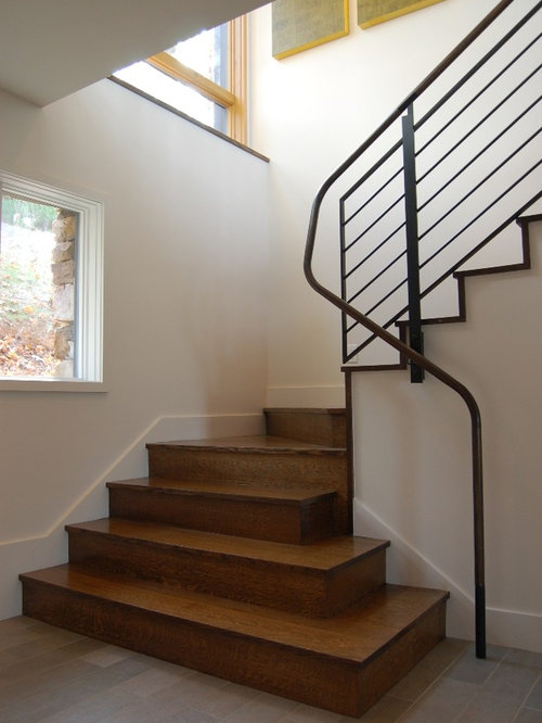 Modern Stairs Ideas, Pictures, Remodel And Decor