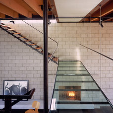 Industrial Staircase Modern Staircase
