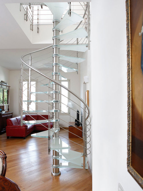 Staircases and spriral stairs by cast - Barandillas escaleras modernas ...