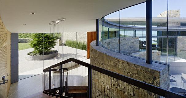 Contemporary Staircase Modern Staircase