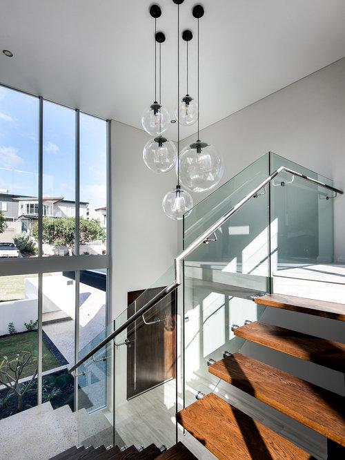 Foyer Minimalist Reviews : Modern perth entryway design ideas remodels photos