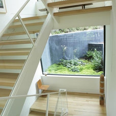 Modern Staircase by skylab architecture