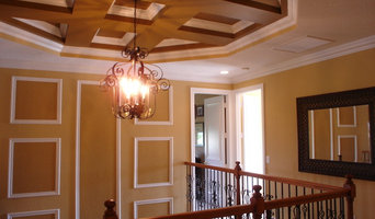 Moldings and iron work