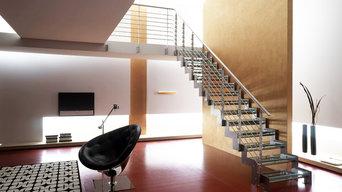 Monolama Staircase