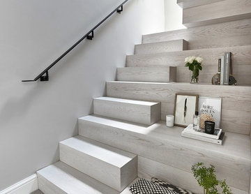 Monolithic Grade II Property Staircase
